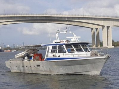Image Cray Boat Aluminium commercial fishing FV Alyeska