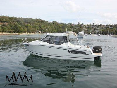 Jeanneau Merry Fisher 795 | The NSW Jeanneau Dealership - MWMarine