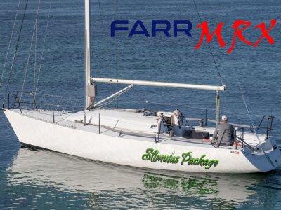 Farr MRX + Pen + Storage Shed