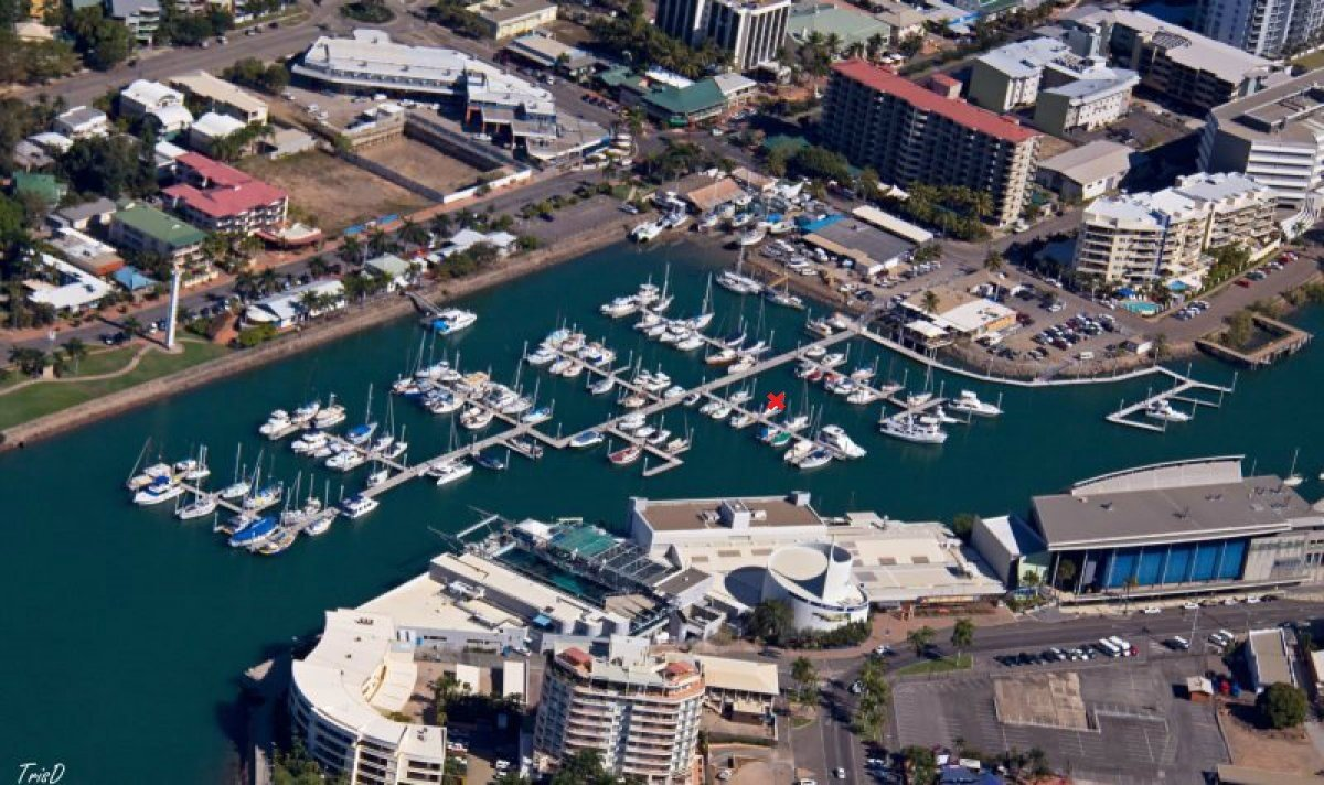 10m Berth - Townsville Yacht Club Marina - Berth D07 - NOW REDUCED:Townsville Yacht Club Berth D07