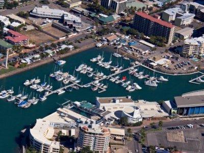 10m Berth - Townsville Yacht Club Marina - Berth D07