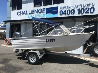 Savage Runabout 2016 Yamaha 4 st - 2hrs old
