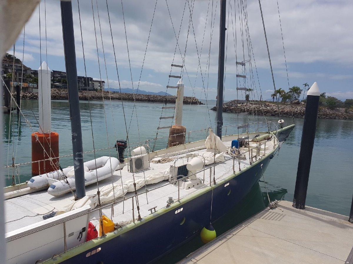 Custom Sea Clipper