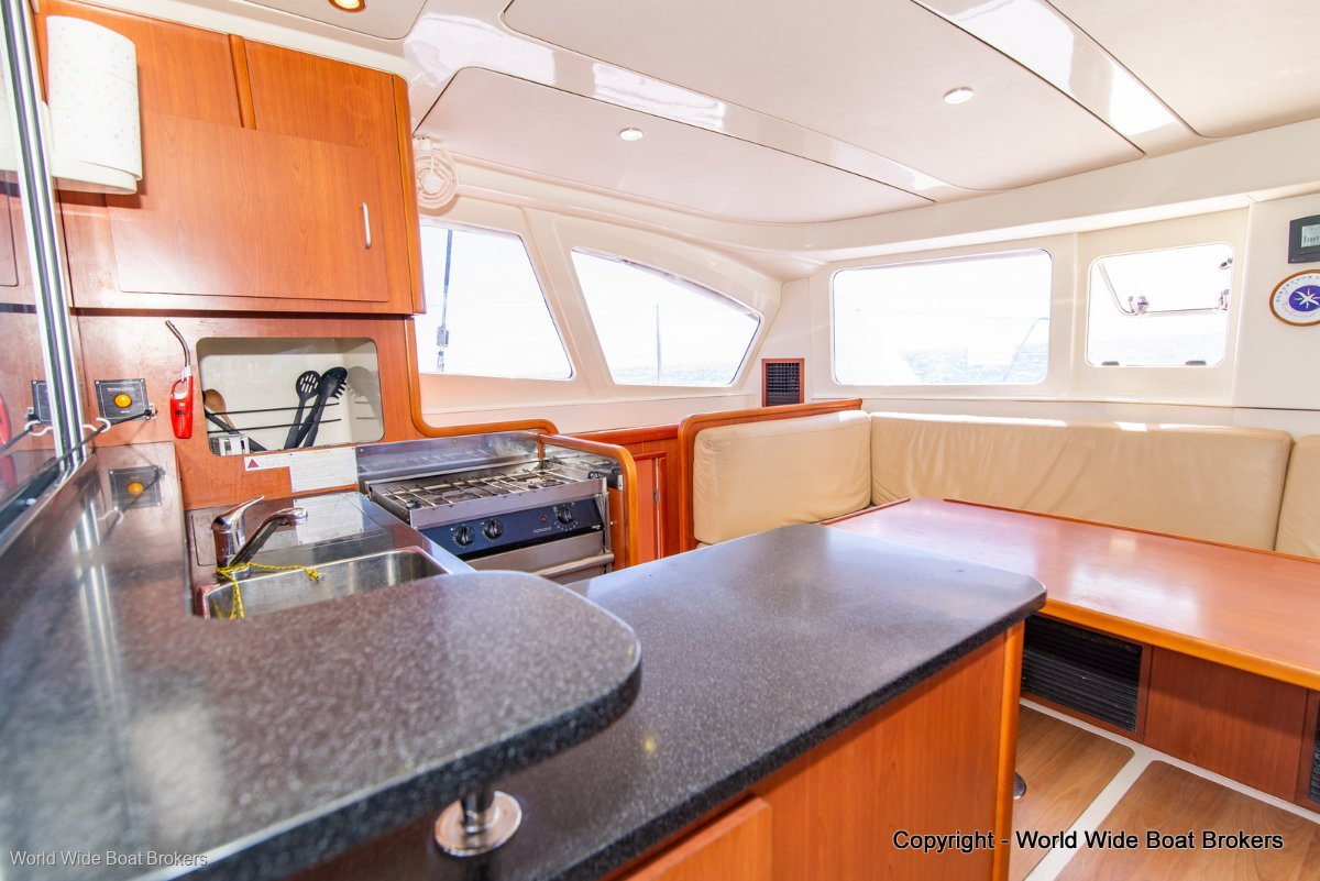 Leopard Catamarans 39 - 3 Cabin Owners Version in Excellent Condition!!!