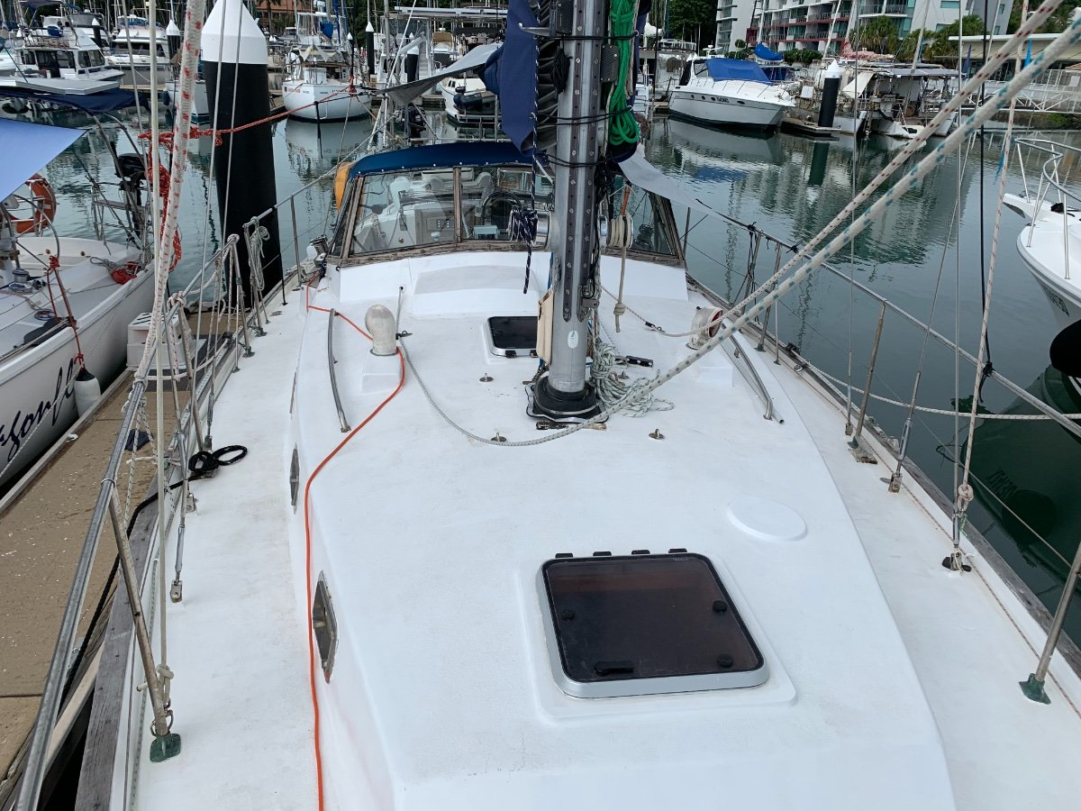 Whitby 42 Cutter Sloop