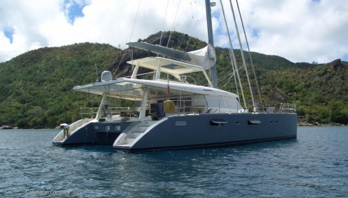 Sunreef Yachts 62 Owner Version