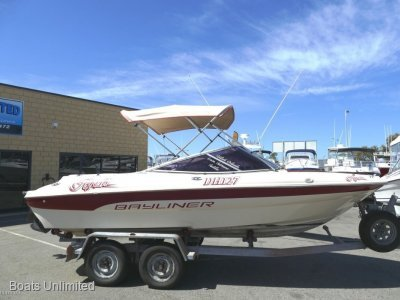 Bayliner 180 Bowrider PERFECT FAMILY SKI BOAT FORSALE