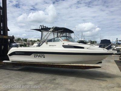 Baysport 640 Sports half cabin cruiser