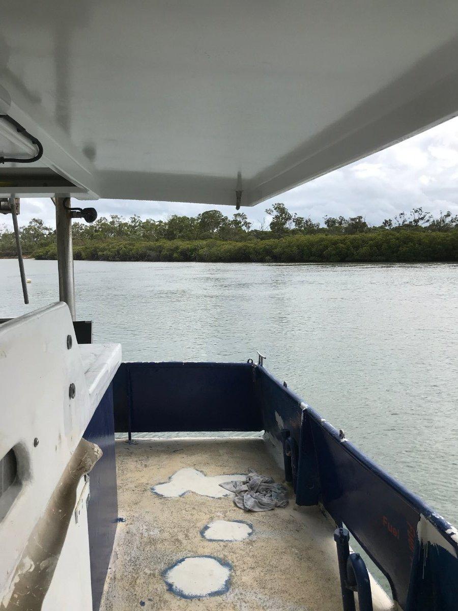 Steel commercial FV Seeker II