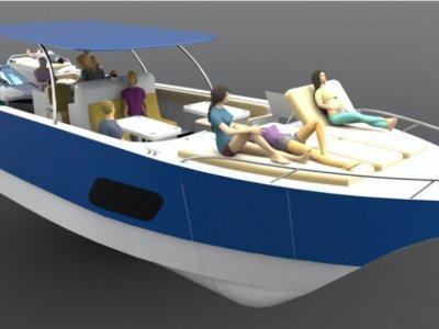 YachtCat 41