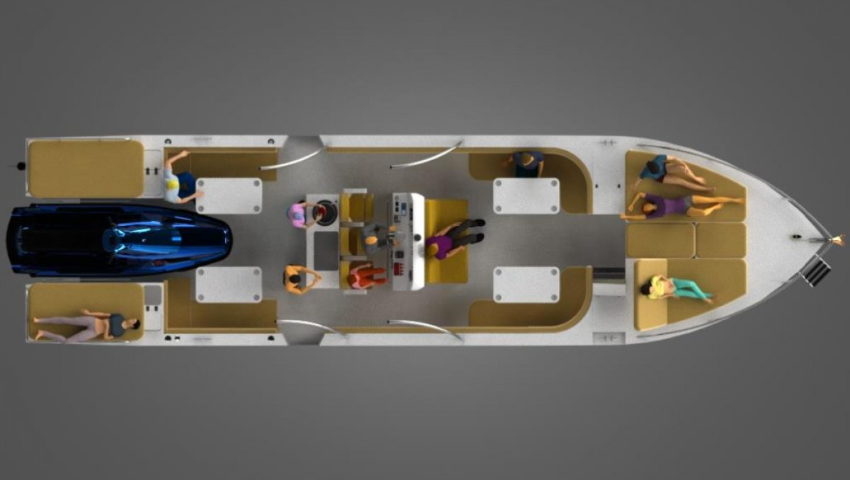 YachtCat 41:2020 YachtCat 41 for sale in Miami