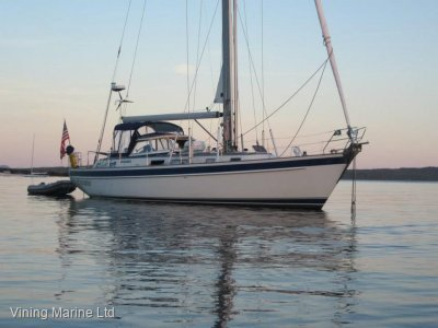 Hallberg-Rassy 53 - Cruise the oceans in comfort