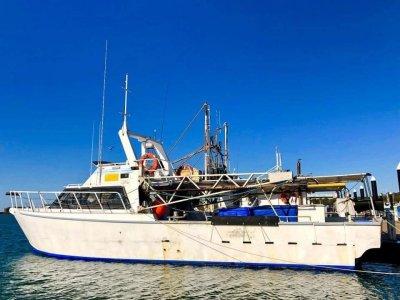Starcraft Aluminium commercial fishing FV Lindisfarne
