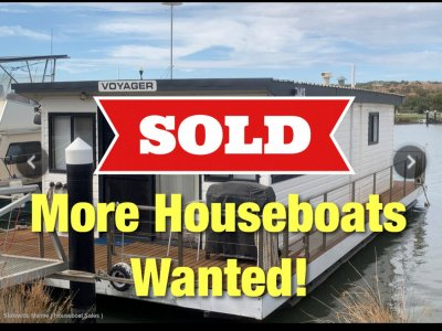 Houseboat 'Voyager' - Cosy Allrounder!