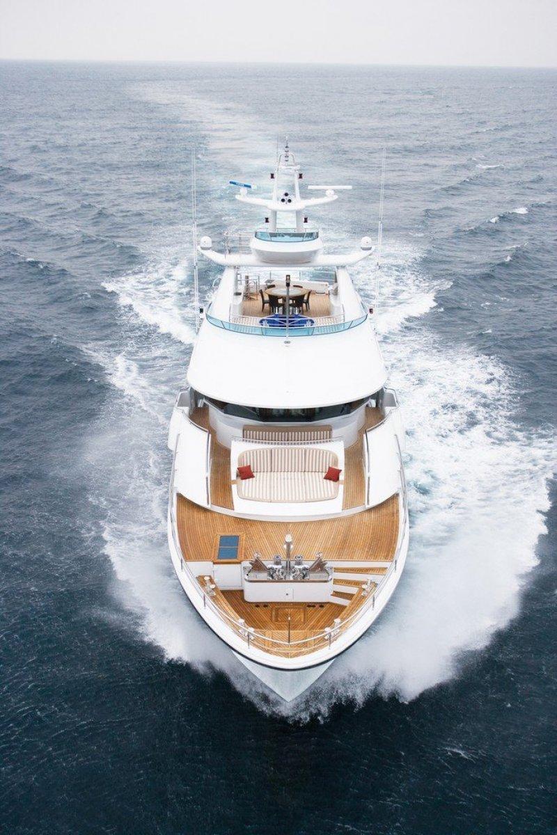 Horizon Yacht:Horizon CC105 Explorer for sale
