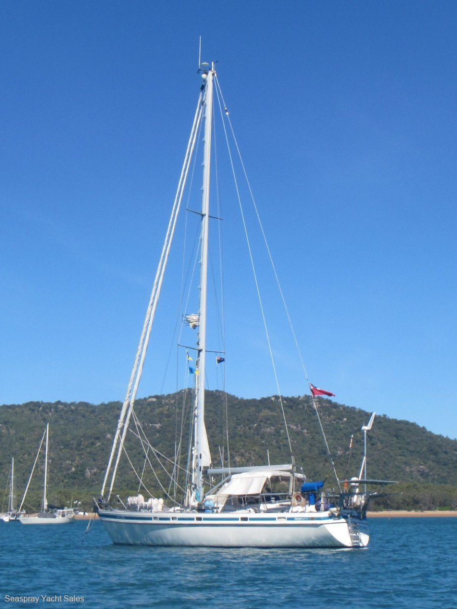 Contest Yachts 43 Yacht for Sale in Langkawi, Malaysia.:Contest 43 for sale in Langkawi