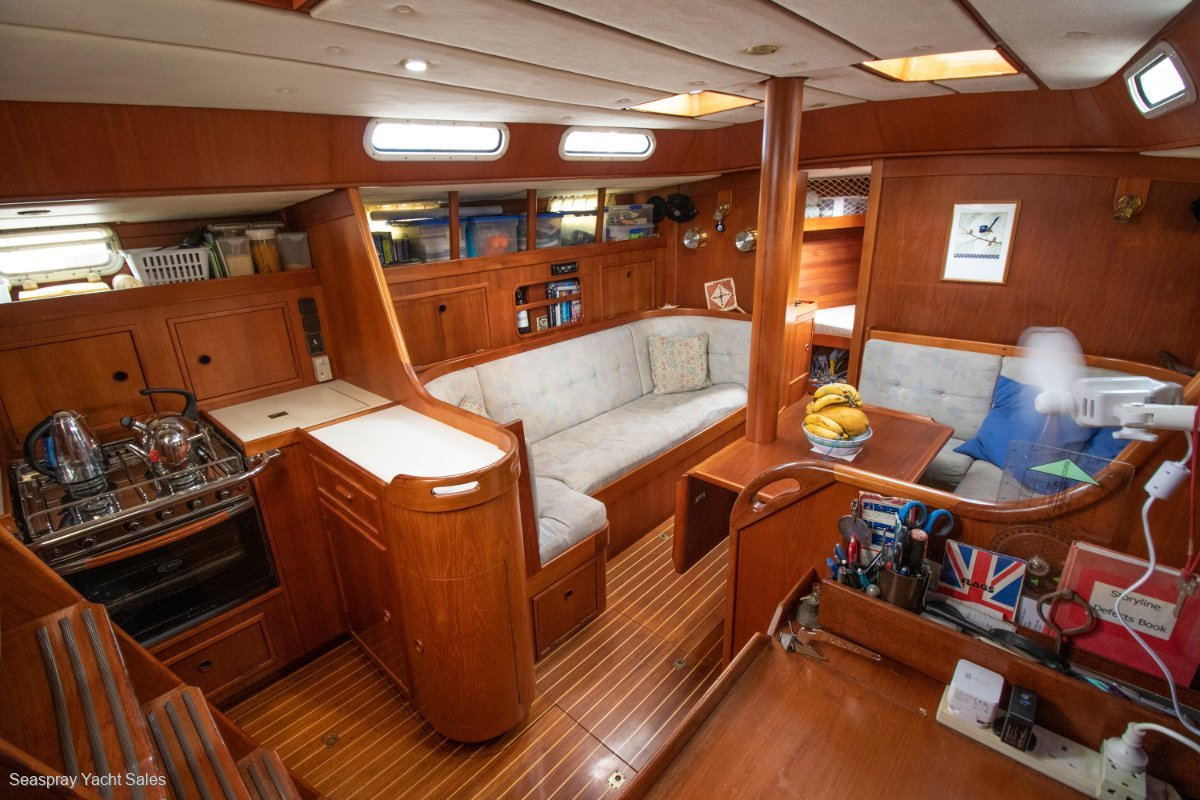 Contest Yachts 43 Yacht for Sale in Langkawi, Malaysia.:Contest 43 for sale in Langkawi Malaysia