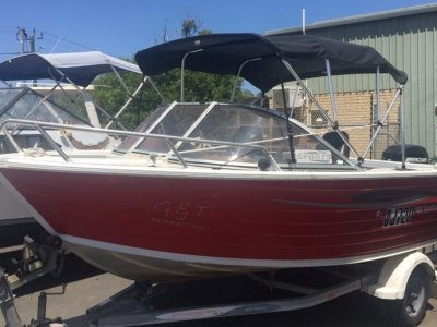 Stacer 460 Runabout