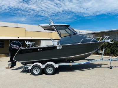 Surtees 580 Gamefisher Presents Brand New with only 58.8 Hours