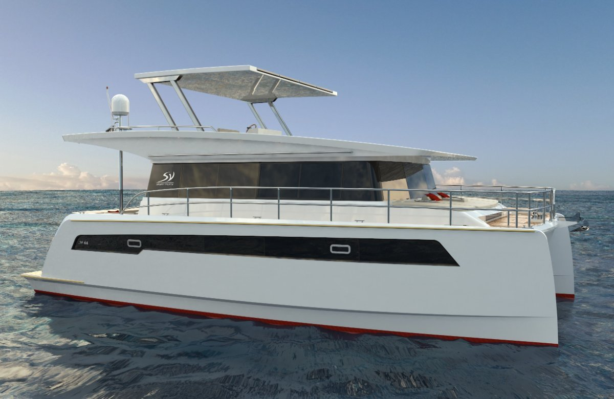 Silent Yachts 44 VIP Ferry