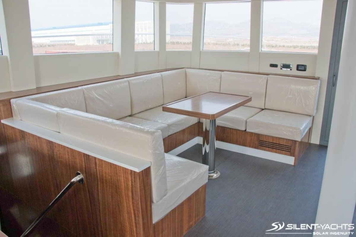 Silent Yachts 55 VIP Ferry