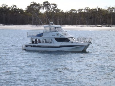 Cougar Cat 40 Flybridge