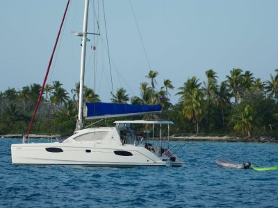 Leopard Catamarans 384 - All Duties and Taxes Paid