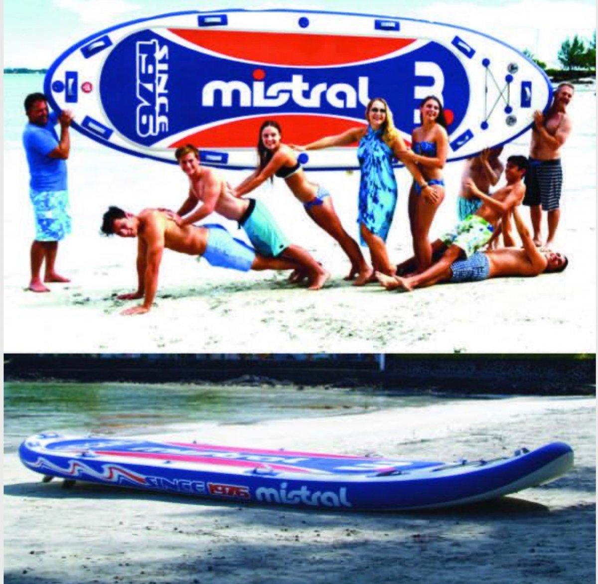 Mistral Big SUP