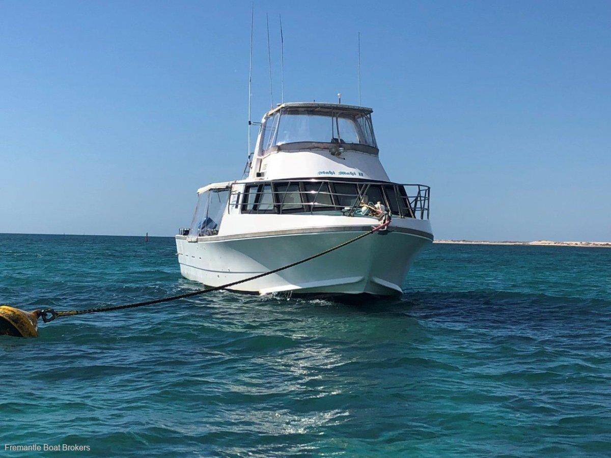 Harriscraft Charter Vessel /Fishing/Dive Vessel