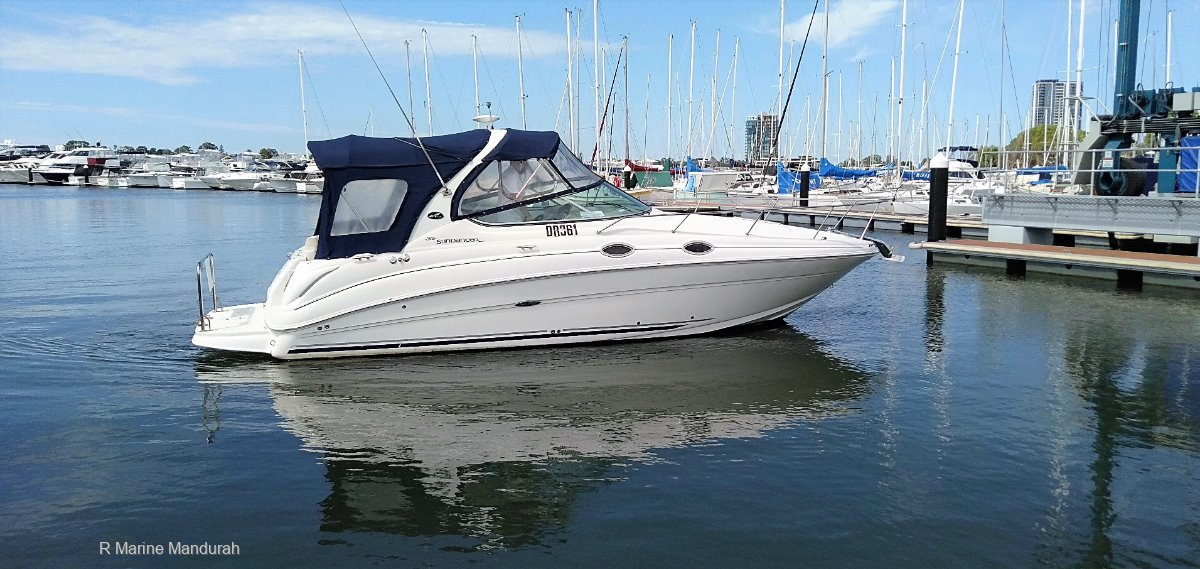 Sea Ray 315 Sundancer *** DEFINITELY ONE TO LOOK AT *** $72900 ***