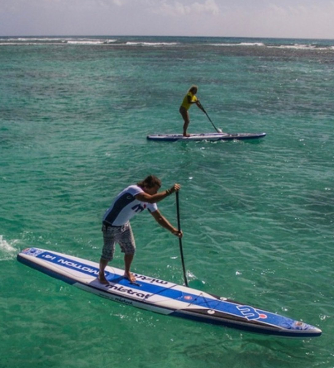 MISTRAL Inflatable SUP Board SPIRIT 12'6