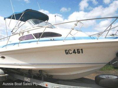 Haines Signature 702SB Sports Bridge Fish-Cruiser