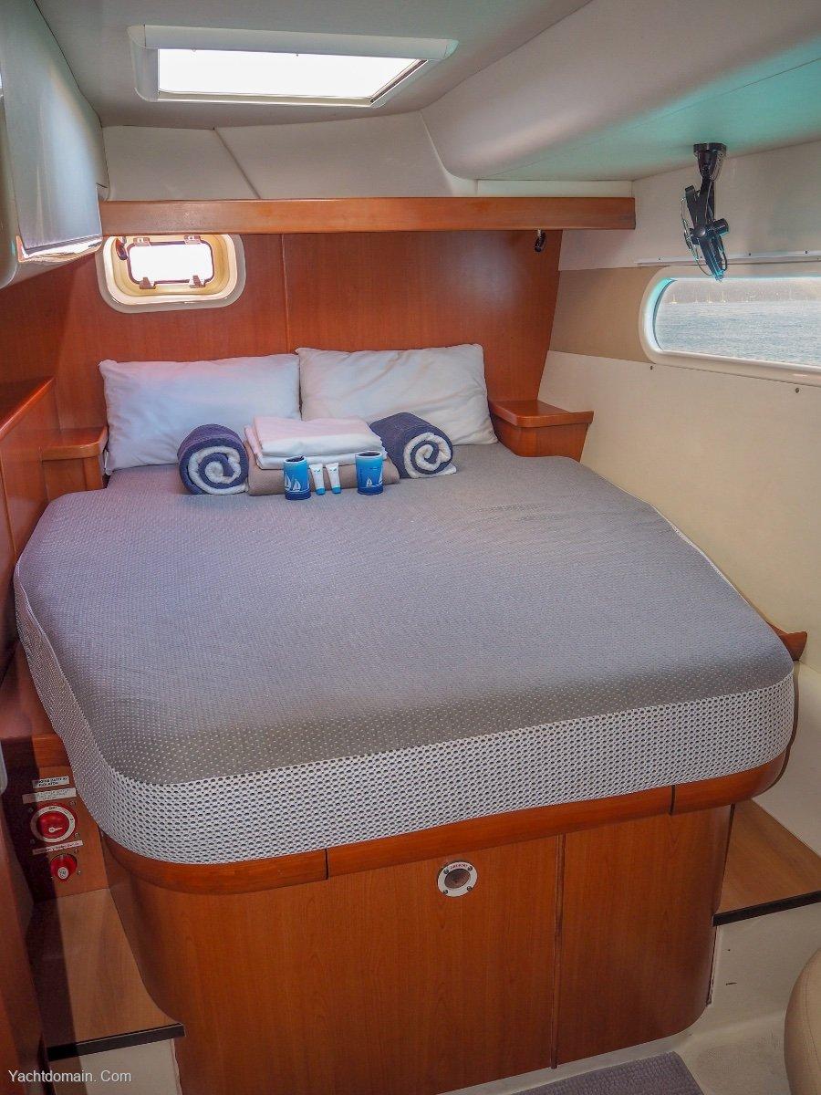 Leopard Catamarans 47
