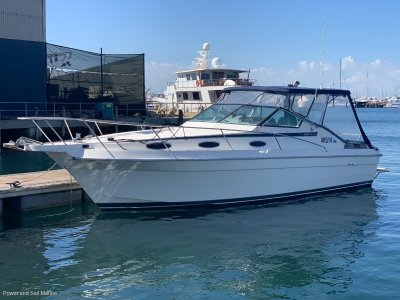 Mariner 30 Sports Cruiser DIESEL, fine lines and big volume