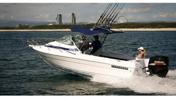 Seafarer Vagabond 6.2