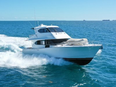 Maritimo 52 Cruising Motor Yacht *1/2 Share*