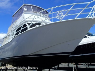 Jackman 40 Flybridge Cruiser