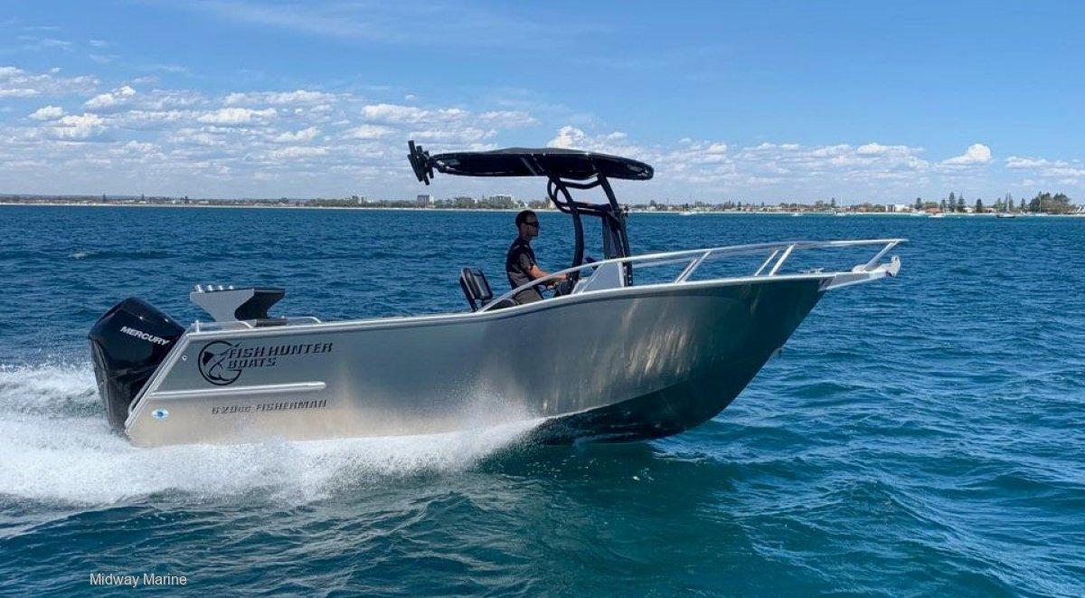 New Fish Hunter 620CC Fisherman