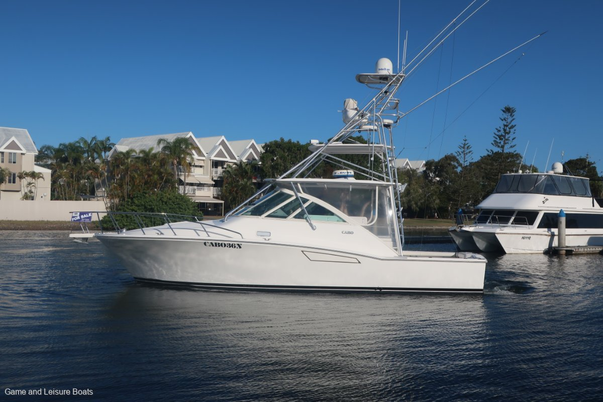 Cabo 36 Express -2013MY PRICE REDUCED!