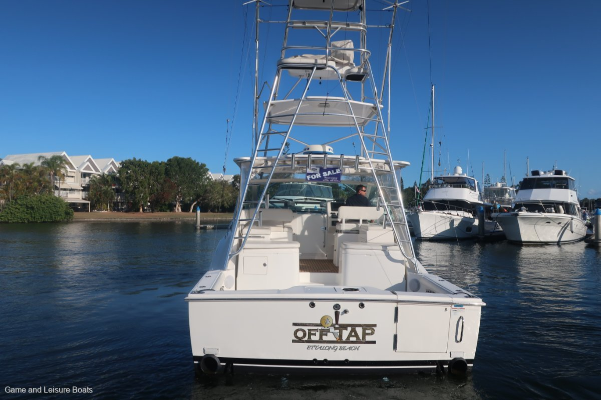 Cabo 36 Express -2013MY