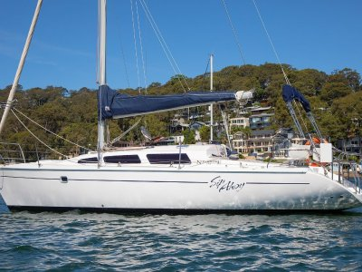 Northshore 340 1998 model, excellent condition loaded with extras