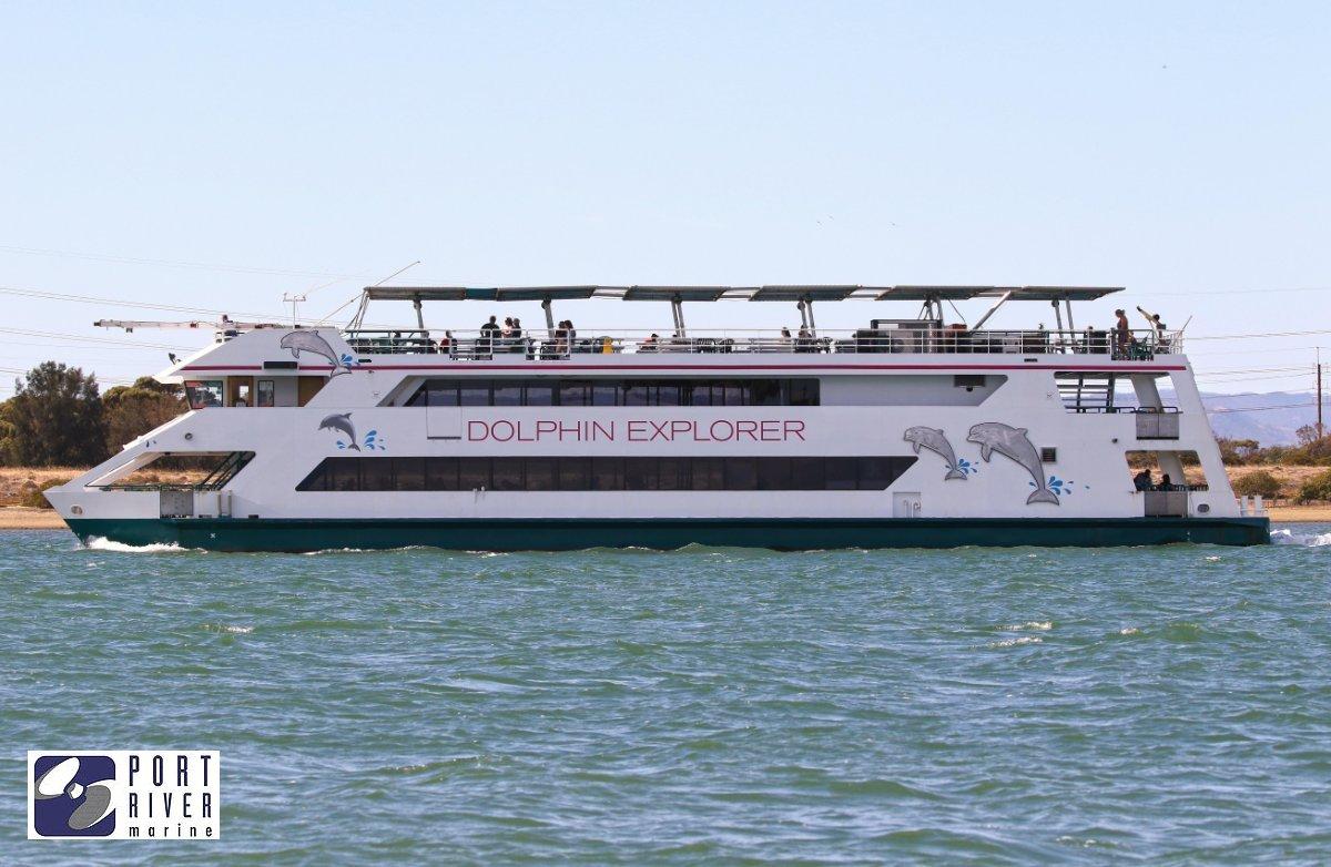 Oceantech | Port River Marine Services:Dolphin Explorer