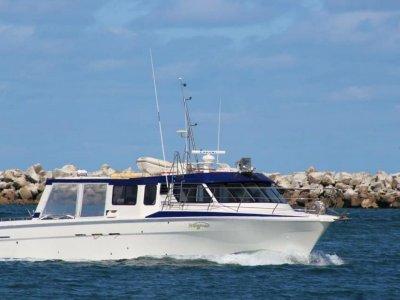 GRP Commercial fishing & charter Wingman