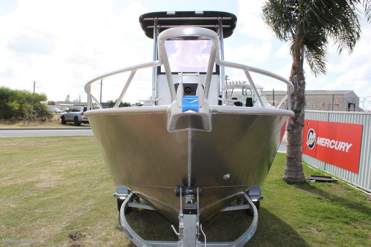 New Fish Hunter 499CC Fisherman