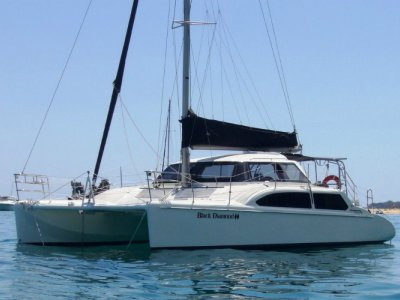 Seawind 1000 XL Catamaran