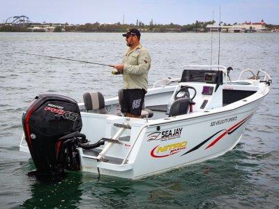 Sea Jay 5.20 Velocity Sports