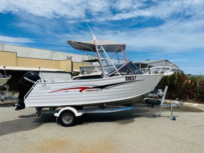Trailcraft 540 Freestyle 1 Owner from New with very low hours