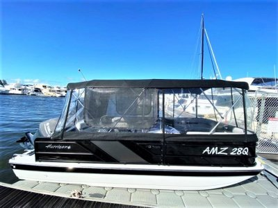 Hurricane Fundeck 196 OB Fully optioned