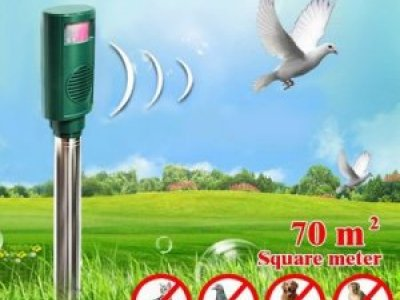 Ultrasonic Bird Scarer