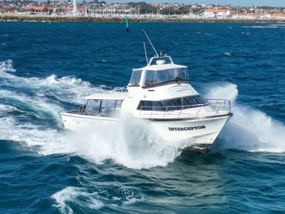 Conquest 55 Charter Boat